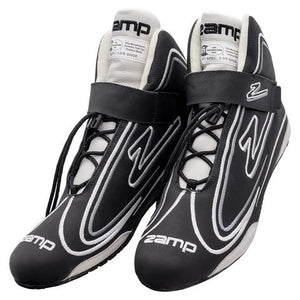 Zamp ZR50 Race boot Black SFI 3.3/5