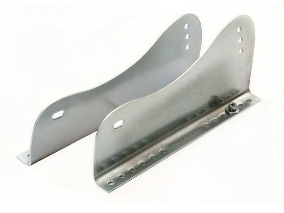 Racetech 3mm steel Seat Bracket set - RTB1003S