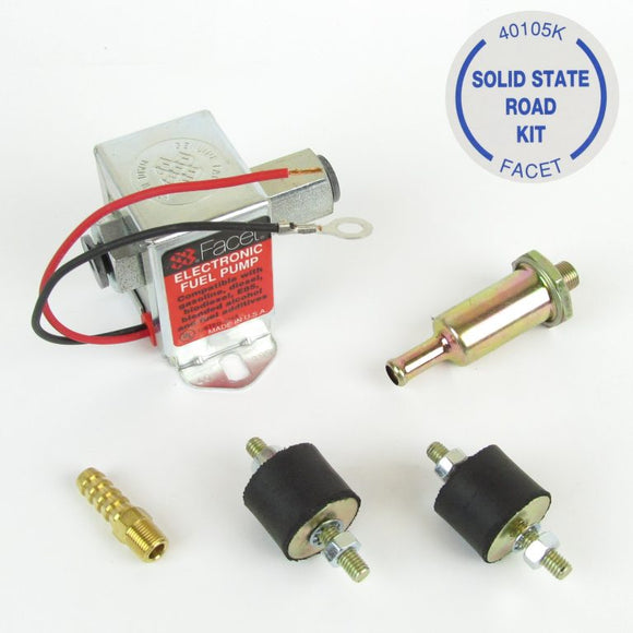 Facet Solid State ROAD Fuel Pump kit 4.0-5.5 psi