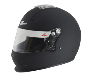 Zamp Full face Helmet With Visor, pre-fitted HANS posts - SA2015