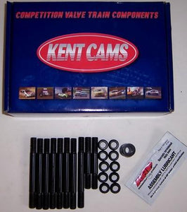 Kent ARP Head Stud Kit, Crossflow or non Crossflow