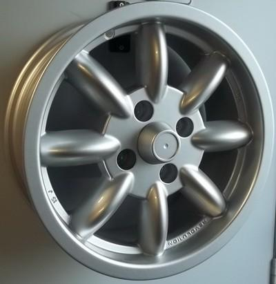 15x6 8 spoke 4x108 GP4 Rally et07