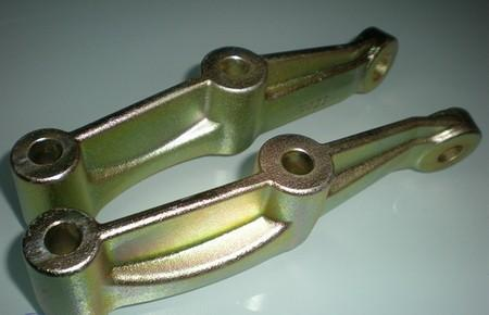 New Capri Heavy Duty steering arm