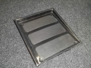 Carbon Drivers Foot Tray