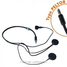 Terraphone Plus Full Face headset to suit peltor T044