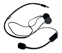 Terraphone Plus Open Face Headset to suit Peltor T045