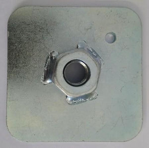 Belt Anchor Plate - 65mm