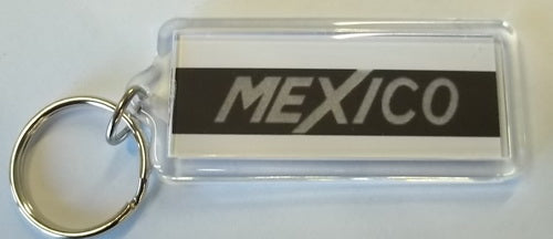 Mexico Key Ring