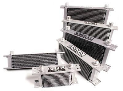 Mocal 10 Row Oil Cooler 230mm OC5107