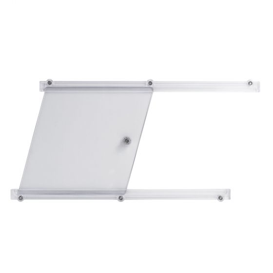 Universal Sliding Window Kit - angled LH & RH Available