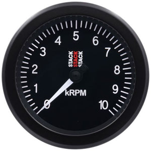 Stack 85mm 0-10000rpm rev counter