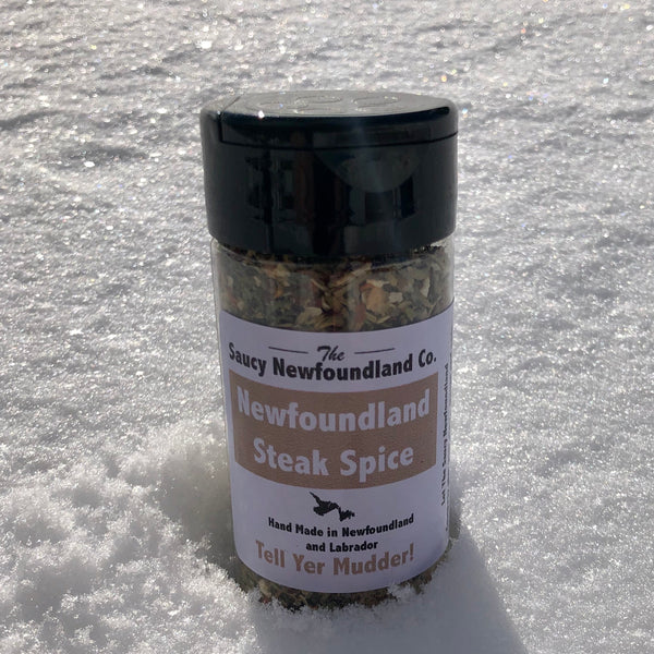 Newfoundland Steak Spice