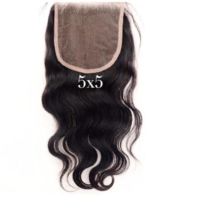 5x5 Lace Closure