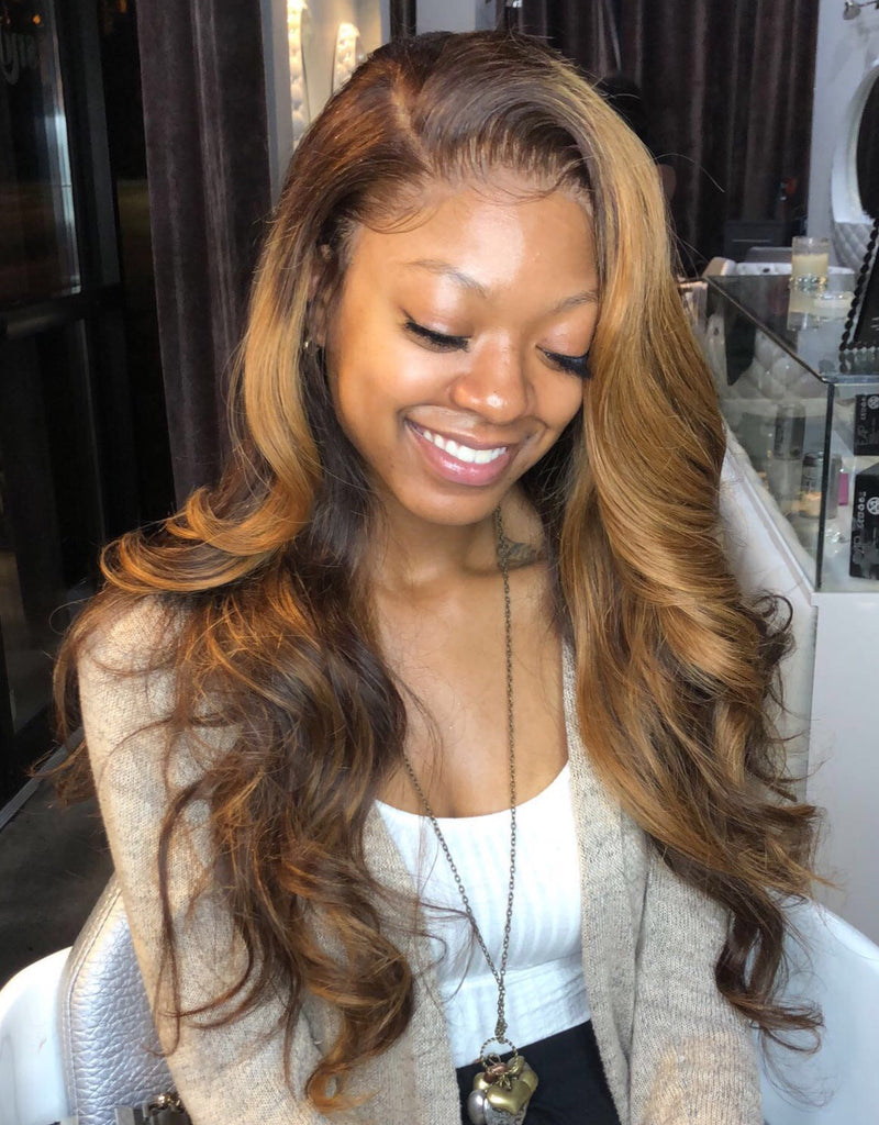 Tamika Luxury Lace Wig