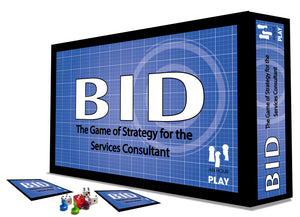 Announcing the Launch of Our Newest Workplace Board Game: Bid