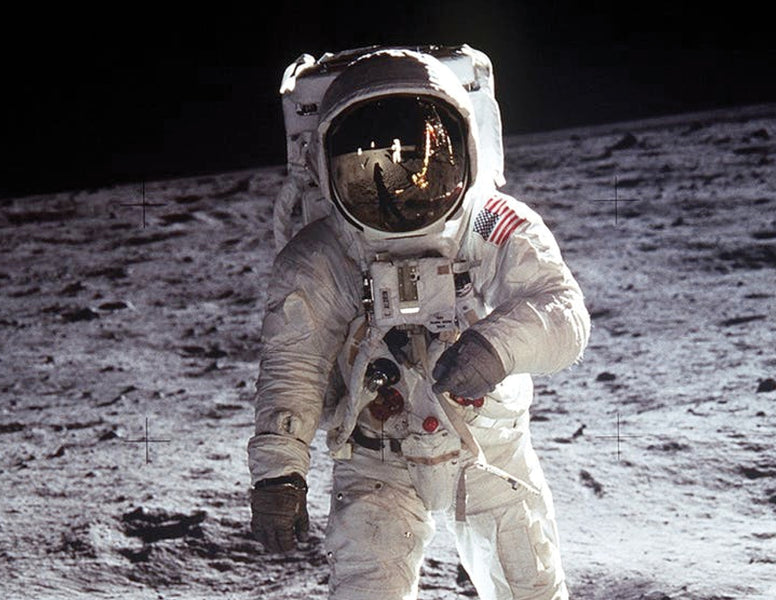 Putting a Man on the Moon was the Most Playful Thing Humans Have Ever Done