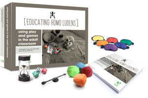 Kits;   Educating Homo Ludens Kit - Using Play and Games in the Adult Classroom