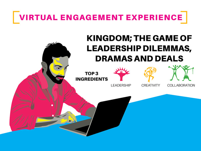 VEE - Kingdom; The Game of Leadership Dramas, Dilemmas and Deals