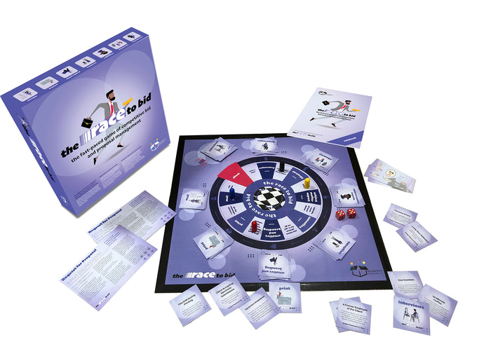 Games - The Race to Bid; the Fast-Paced Game of Competitive Bid and Proposal Management