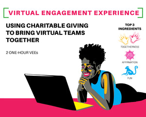 VEE - Using Charitable Giving to Bring Virtual Teams Together - Save the Pixies