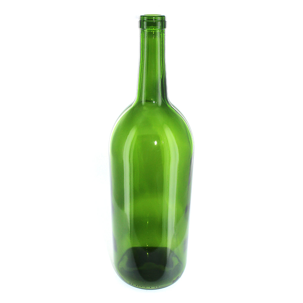 Wine Bottles (1.5L Magnum) Green Claret