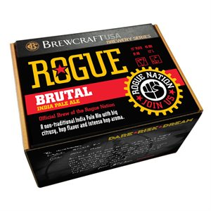 Rogue Brutal India Pale Ale Ingredient Kit