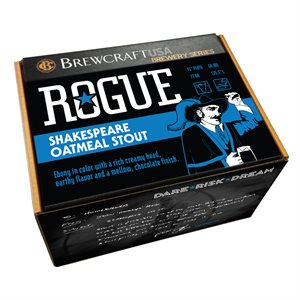 Rogue Shakespeare Oatmeal Stout Ingredient Kit
