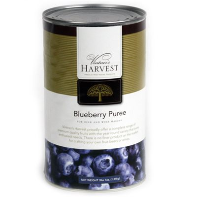 BLUEBERRY PUREE (49 OZ)