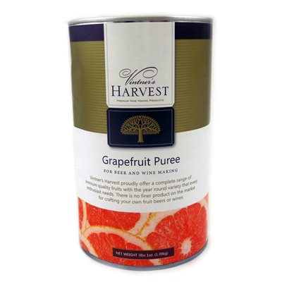 GRAPEFRUIT PUREE (49 OZ)