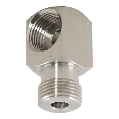 Chrome_Plated_Brass_Keg_Coupler_Elbow_90_Degree