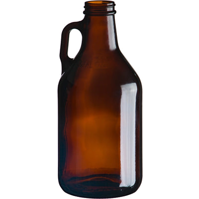 Glass Carboy (1/4 Gallon) Amber