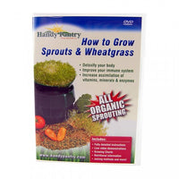 DVD - How To Grow Sprouts