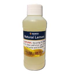 NATURAL LEMON FLAVORING