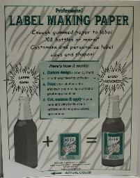 Label_Making_Paper