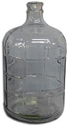 GLASS CARBOY (3 GALLON)
