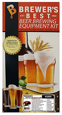 Brewer's_Best_Equipment_Kit, Home_Brewing_Equipment_Kit, #1003, Brewer's_Best_Beast_Equipment_Kit