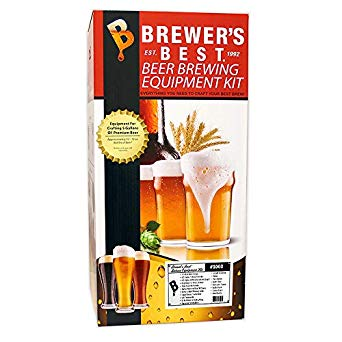 Brewer's Best Equipment Kit #1002BB (Better Bottle)