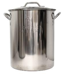 Stainless Steel Kettle (16 Gallon)