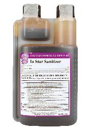 IO STAR SANITIZER (16 OZ)