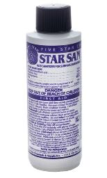 Five Star Star San 4 oz