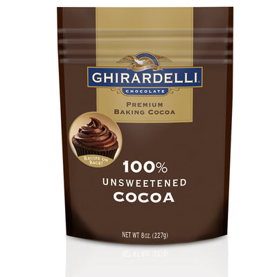 Ghirardelli Chocolate & Cocoa Powder (4 OZ)