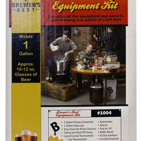 Brewer's_Best_Equipment_Kit, Home_Brewing_Equipment_Kit, #1004, 1_Gallon_kit