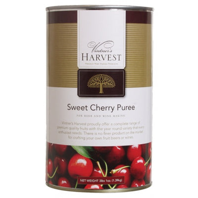 SWEET CHERRY PUREE (49 OZ)
