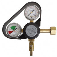 Regulator Gauge Cage