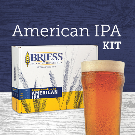 Briess American IPA Ingredient Kit
