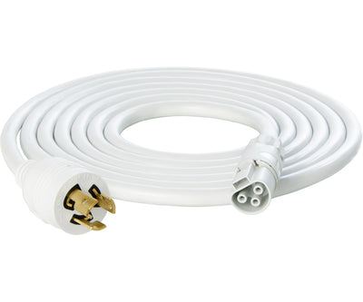 11'F 18AWG WT locking 277V, L7-15P,Harness