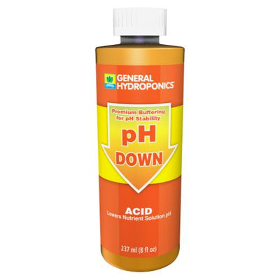GH pH Down 8 oz (12/Cs)