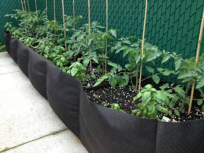 Smart Pot Big Bag Raised Bed Long 8 ft (4/Cs)
