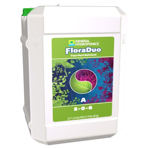 GH Flora Duo A 6 Gallon