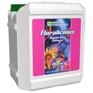 GH Floralicious Bloom 2.5 Gallon (2/Cs)